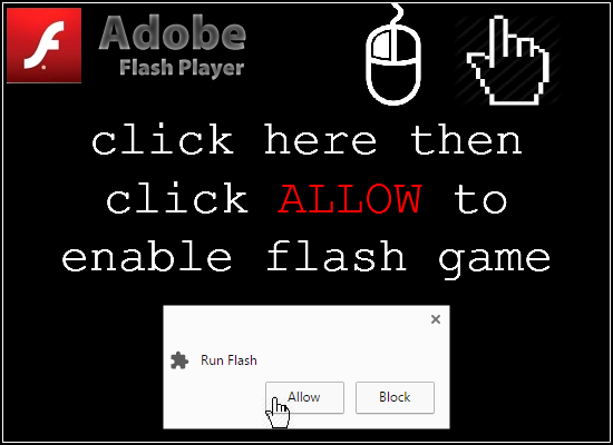 adobe flash player needed